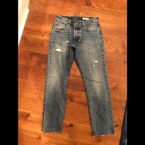 Levi's 501s never been worn, without tags!